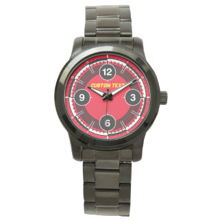 Custom Color Action Watch
