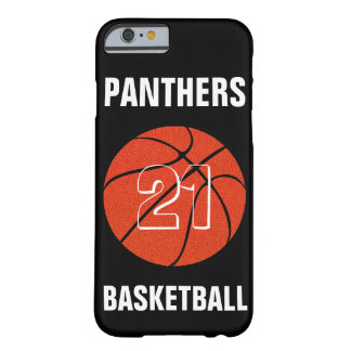 Custom Color Basketball iPhone Case Cover