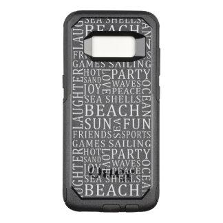 Custom Color Beach House phone cases