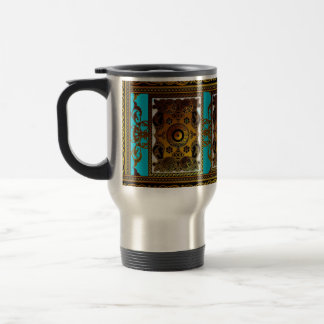 Custom Color Celtic Art Mug