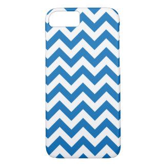 Custom Color Chevron Pattern iPhone 7 Case