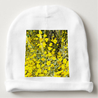 Custom Cotton Baby Wildflower Beanie Baby Beanie