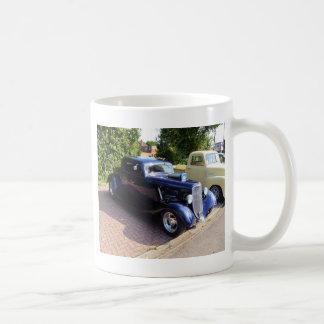 Custom Coupe Basic White Mug