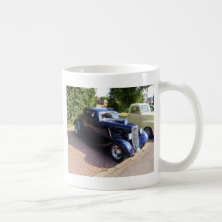Custom Coupe Classic White Coffee Mug