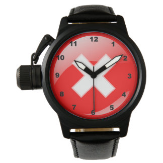 Custom Crown Protector men's watch