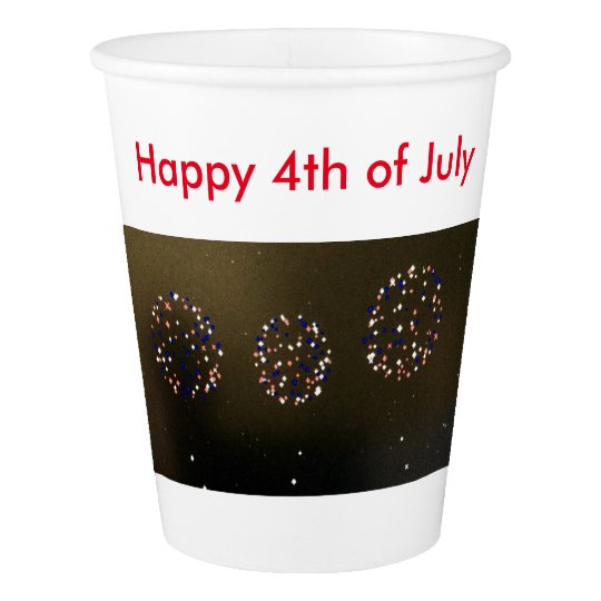Custom cup paper cup