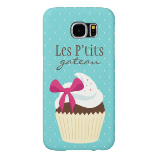 Custom Cupcake Samsung Galaxy S6 Samsung Galaxy S6 Cases