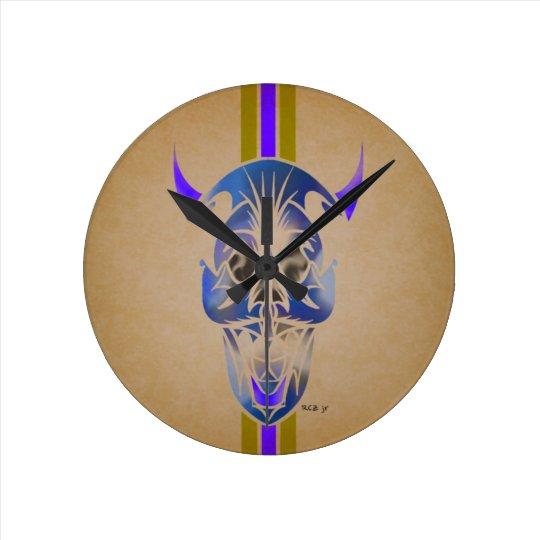 Custom Daddy O Designs Art Clock