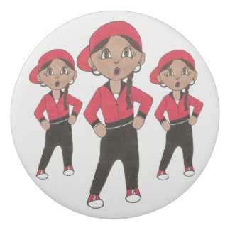 Custom Dance Studio Hip Hop Competition Team Crew Eraser