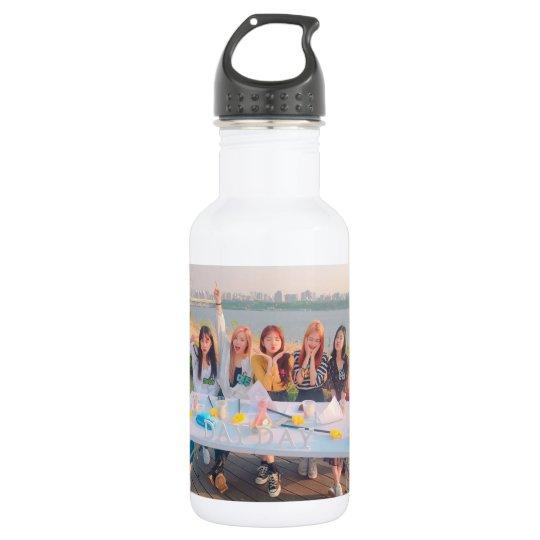Custom DAYDAY water bottle