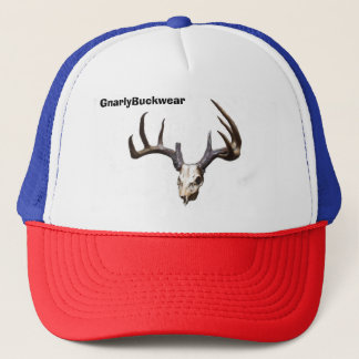 custom deer hat