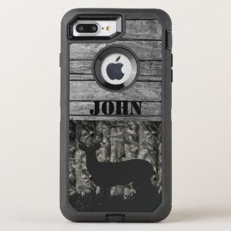 Custom Deer Hunting Rustic Otterbox Case