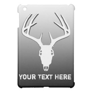 Custom Deer Hunting Skull Cover For The iPad Mini
