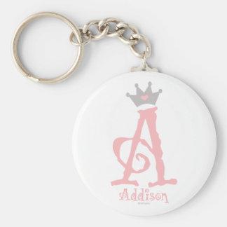 Custom Design - Addison Keychains