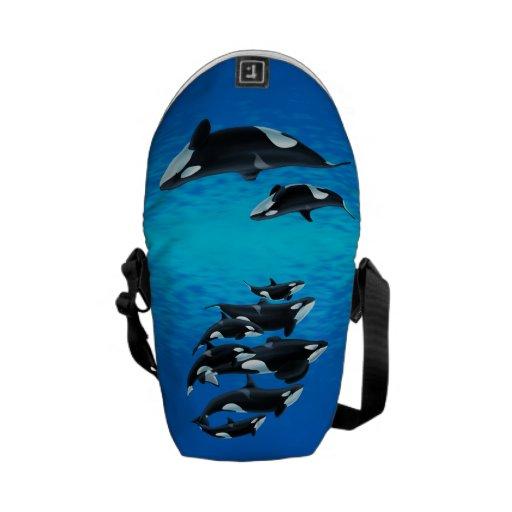 Custom Design for J Commuter Bag