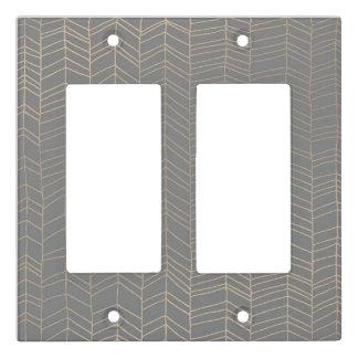 Custom Designer Light Switch Plate Cover