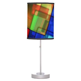 Custom Digi-Glass Design Lamp