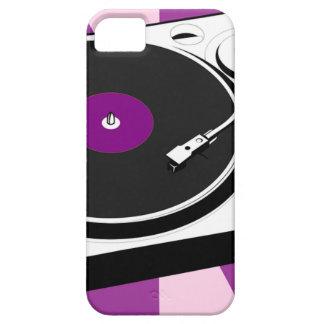 Custom Disco Turntable Retro Record iPhone 5 Cases