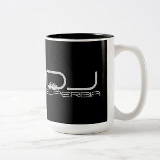 Custom DJ Mug