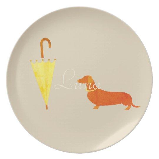 Custom Dog  Pet Lover Add Name Plate