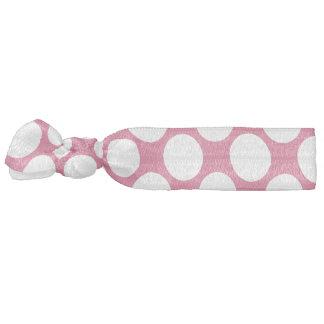 Custom Dot Design Hair Tie
