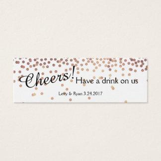 Custom Drink Tickets