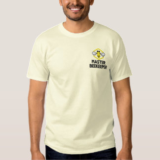 Custom Embroidered Beekeeper Shirt