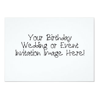 Custom Event Invitation