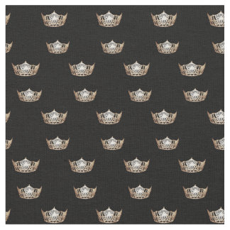 Custom Fabric-Pageant Crown Fabric