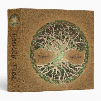 Custom Family Tree Scrapbook Binders