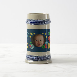 Custom Father's Day Best Dad Photo Mug