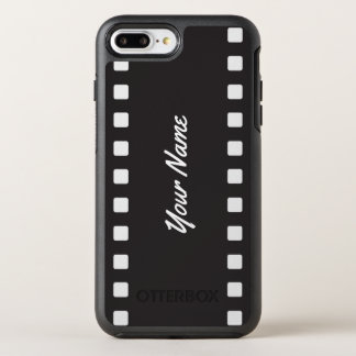 Custom Film Strip Otterbox OtterBox Symmetry iPhone 8 Plus/7 Plus Case