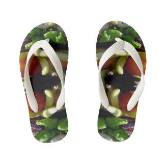 Custom Flip Flops, Kids Kid's Flip Flops