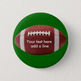 CUSTOM Football Button