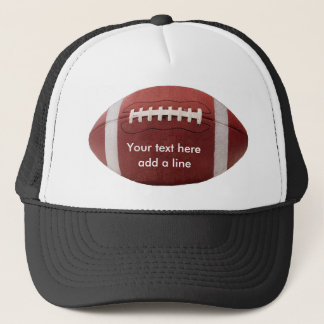 Custom Football Hat