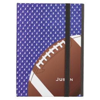 Custom Football iPad Air Case