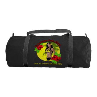 Custom For Yamamoto Hula Ohana Duffle Gym Bag