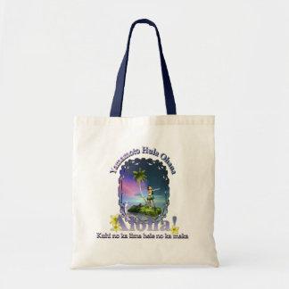 Custom For Yamamoto Hula Ohana Keiki Hula Tote Bag