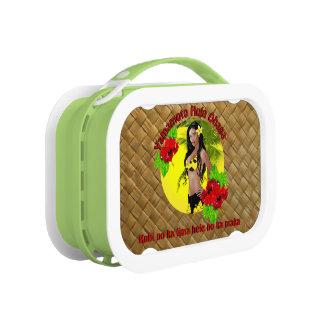 Custom For Yamamoto Hula Ohana  Lunch Box