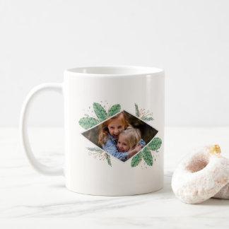 Custom Framed Photo Best Mom Ever Coffee Mug