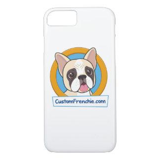 Custom Frenchie Logo iPhone 7 Case