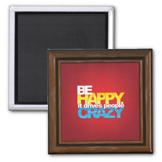 Custom Fridge magnet with motivational quotes