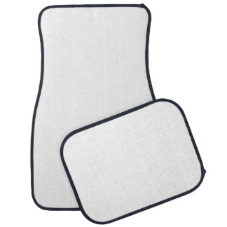 Custom Front & Rear Car Mats (set of 4)