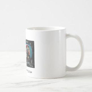 Custom fuel tank, Sturgis Basic White Mug