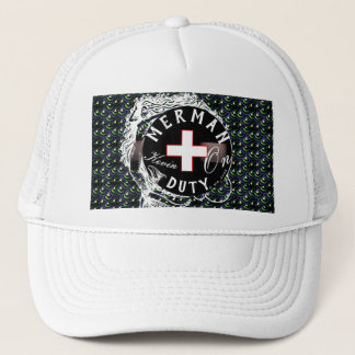 Custom Funny Single Lifeguard Merman Hat