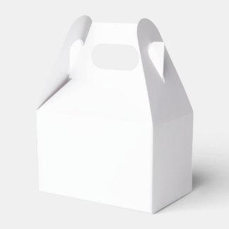 Custom Gable Favour Box Favor Boxes