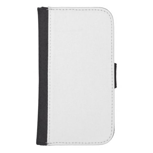 Custom Galaxy S4 Wallet Case