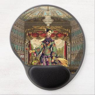 Custom Gel Mousepad - Vintage Theatre