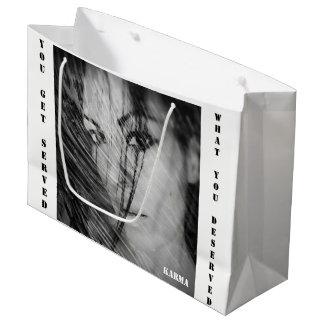 Custom Gift Bag - Large, Glossy