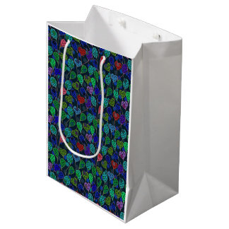 Custom Gift Bag - Medium, Glossy/Birthday